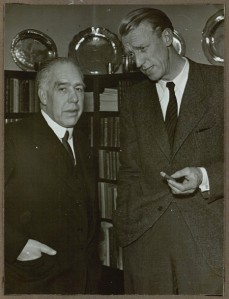 Bohr and Bergsoe