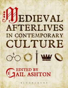 Cover of Medieval Afterlives ed Ashton