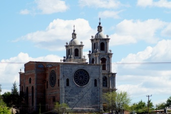 Iglesia en Magdalena