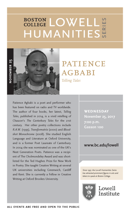 Flyer-Lowell-Agbabi